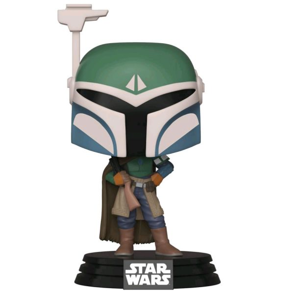 Star Wars: The Mandalorian - Covert Mandalorian Pop! Vinyl Figure