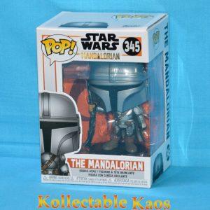 Star Wars: The Mandalorian - The Mandalorian New Pose Pop! Vinyl Figure