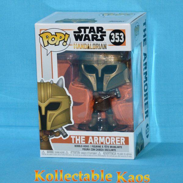 Star Wars: The Mandalorian - The Armorer Pop! Vinyl Figure