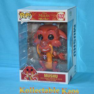 "Mulan - Mushu 25cm(10"") Pop! Vinyl Figure"