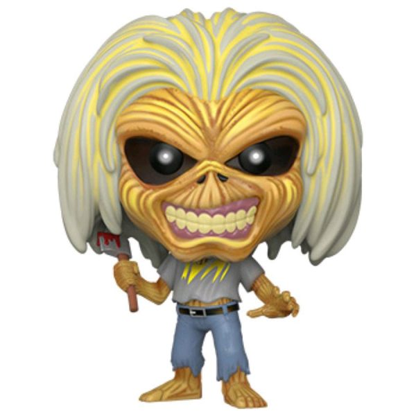 Iron Maiden - Killers Eddie Pop! Vinyl Figure