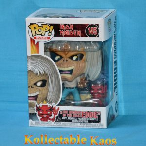 Iron Maiden - The Number of the Beast Eddie Pop! Vinyl Figure