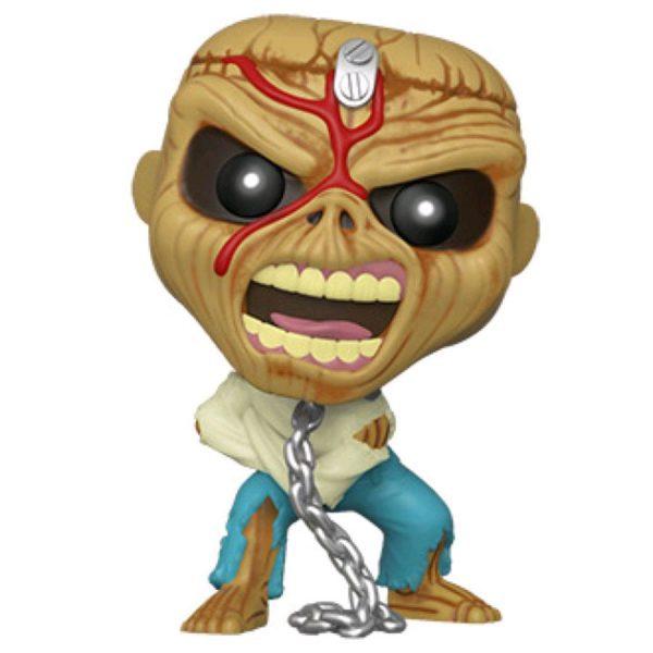 Iron Maiden - Piece of Mind Eddie Pop! Vinyl Figure