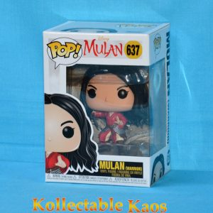 Mulan (2020) - Mulan Warrior Pop! Vinyl Figure