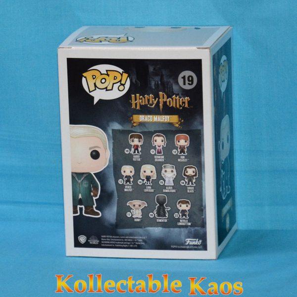 Harry Potter - Draco Malfoy Quidditch Pop! Vinyl Figure