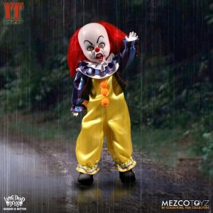 "Living Dead Dolls - IT (1990) Pennywise 25cm(10"") Doll"
