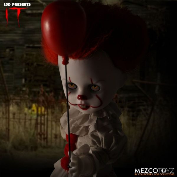 Living Dead Dolls - IT (2017) Pennywise Doll