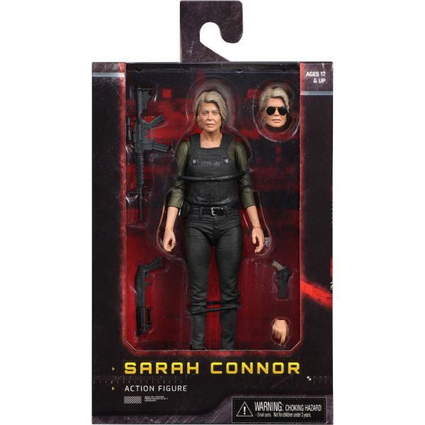 Terminator: Dark Fate - Sarah Connor Action Figure