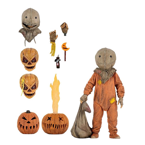 "Trick 'r Treat - Sam Ultimate 17cm(7"") Scale Action Figure"