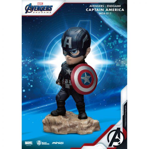 Mini Egg Attack - Avengers Endgame - Captain America