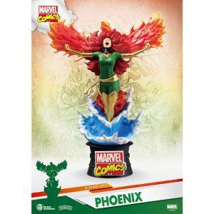 Diorama Stage - Marvel Comics - Phoenix