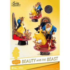 Diorama Stage - Disney - Beauty and the Beast