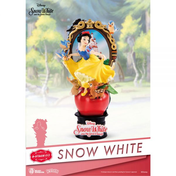 Diorama Stage - Disney - Snow White and the Seven Dwarfs