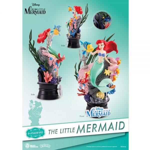 Diorama Stage - Disney - The Little Mermaid