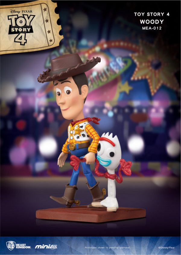 Mini Egg Attack - Toy Story 4 - Woody & Forky