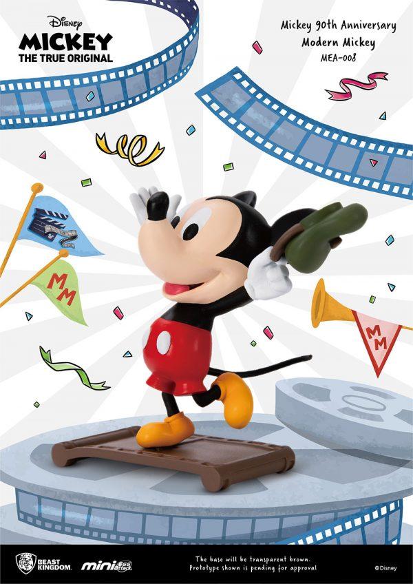Mini Egg Attack - Disney 90th Anniversary - Mickey Mouse Modern