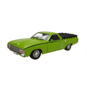 1:32 Oz Legends - Falcon XA GS Ute Ford - Lime Glaze
