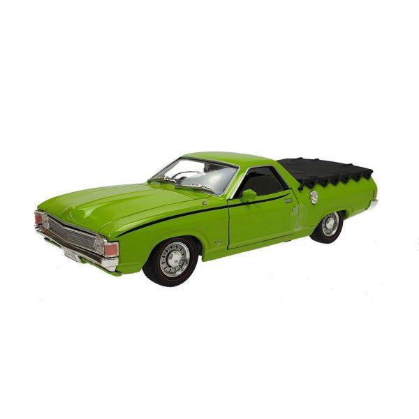 1:32 Oz Legends - Falcon XA GS Ute Ford - Lime Glaze
