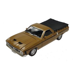 1:32 Oz Legends - Ford Falcon XB GS Ute - Tropic Gold