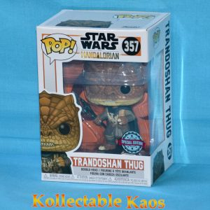 Star Wars: The Mandalorian - Trandoshan Thug Pop! Vinyl Figure