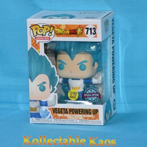 Dragon Ball Z - Vegeta Powering Up Glow in the Dark Pop! Vinyl Figure