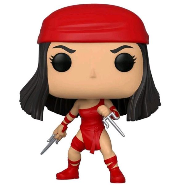 Daredevil - Elektra First Appearance 80th Anniversary Pop! Vinyl Figure