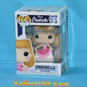 Cinderella - Cinderella in Pink Dress Pop! Vinyl Figure