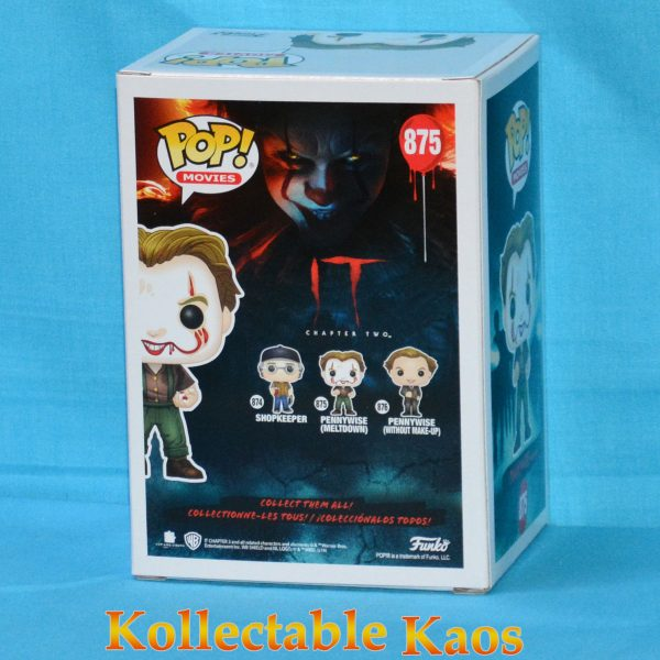 It: Chapter Two - Pennywise Meltdown Pop! Vinyl Figure