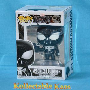 Spider-Man: Maximum Venom - Venomized Punisher Pop! Vinyl Figure