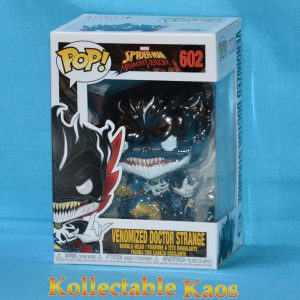 Spider-Man: Maximum Venom - Venomized Doctor Strange Pop! Vinyl Figure