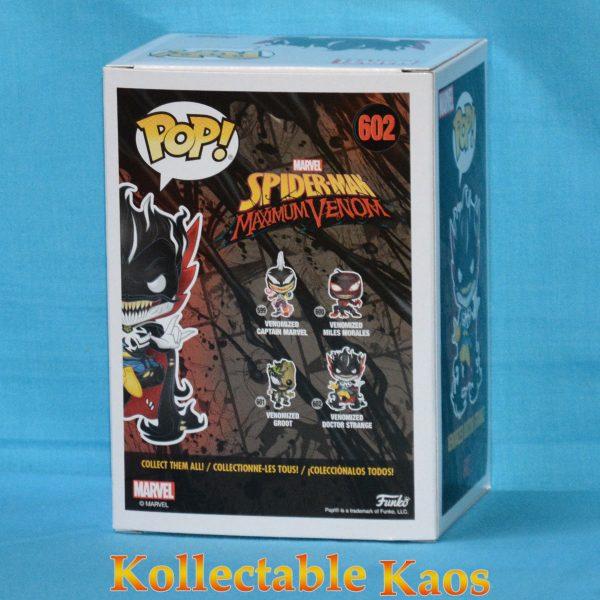 Spider-Man: Maximum Venom - Venomized Doctor Strange Pop! Vinyl Figure