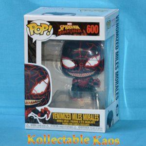 Spider-Man: Maximum Venom - Venomized Miles Morales Pop! Vinyl Figure #600