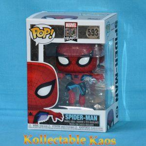 Spider-Man - Spider-Man First Appearance 80th Anniversary Pop! Vinyl Figure