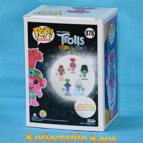 Trolls World Tour - Poppy Pop! Vinyl Figure