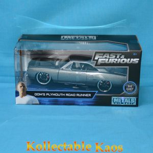 1:24 Jada - Fast & Furious - Doms Plymouth Road Runner
