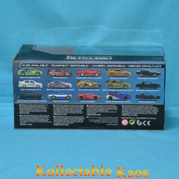 1:24 Jada - Fast & Furious - Julius Orange JLS Mazda RX-7