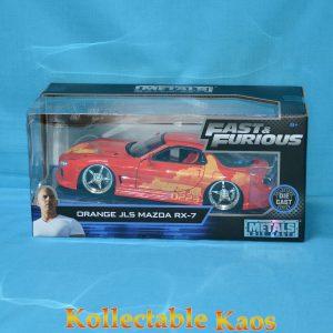 1:24 Jada - Fast & Furious - Dom's Mazda RX-7