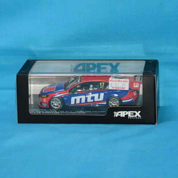 1:48 Apex - 2015 Ford FGX Falcon - Scott Pye