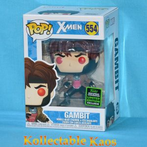 2020 ECCC - X-Men - Gambit Pop! Vinyl Figure