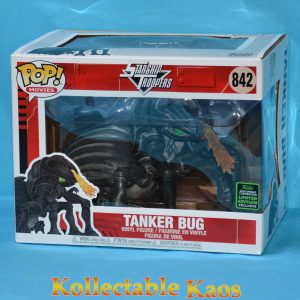 "2020 ECCC - Starship Troopers - Tanker Bug 6"" Pop! Vinyl Figure"