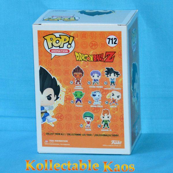 Dragon Ball Z - Vegeta Galick Gun Pop! Vinyl Figure