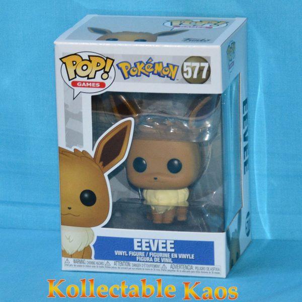 Pokemon - Eevee Pop! Vinyl Figure