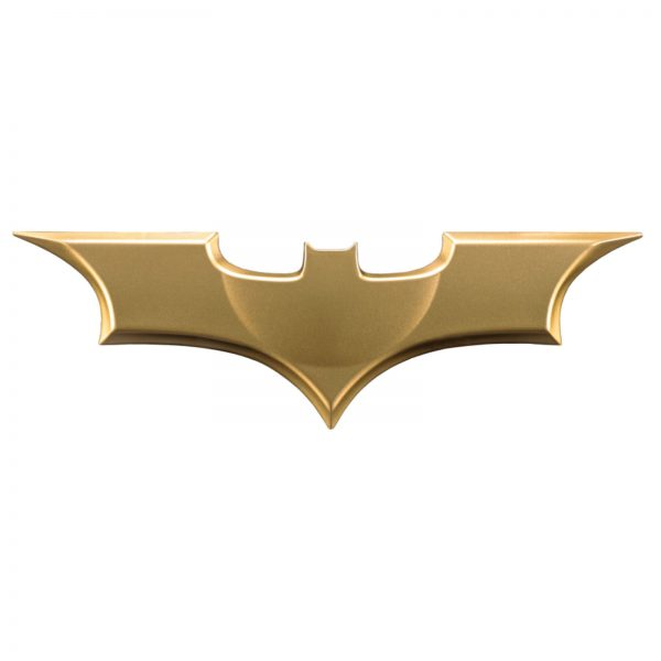 Batman Begins - Batarang Metal Prop Replica