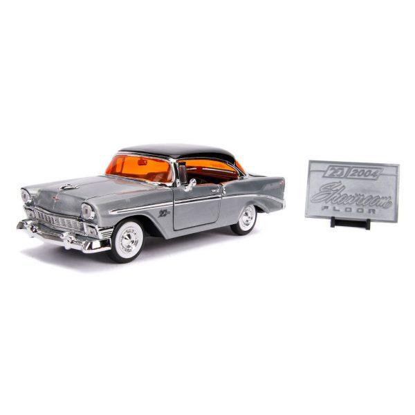 1:24 Jada - Showroom Floor 1956 Chevy Bel Air 20th Anniversary