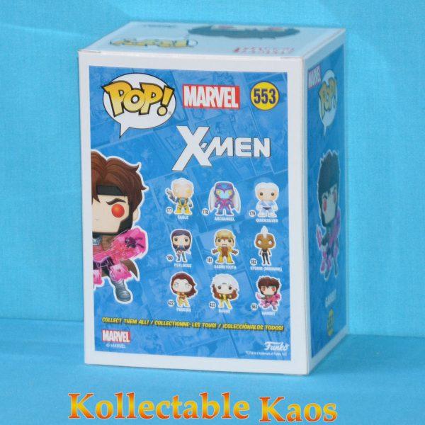 X-Men - Gambit with Cards Pop! Vinyl Figure