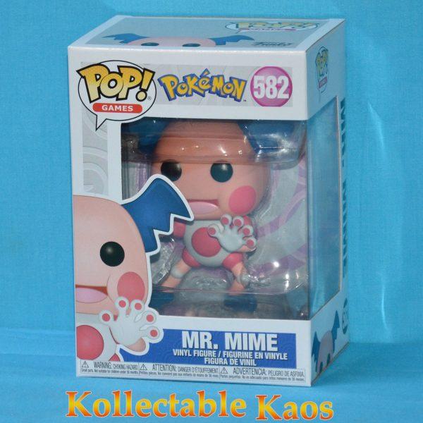 Pokemon - Mr. Mime Pop! Vinyl Figure