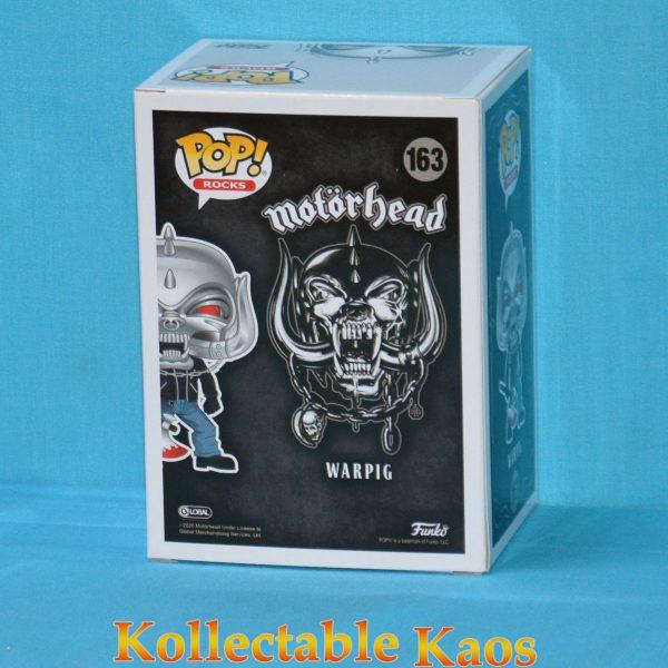 Motorhead - Warpig Pop! Vinyl Figure