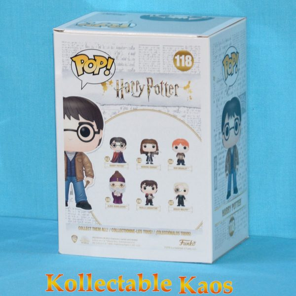 Harry Potter - Harry Potter with Two Wands Pop! Vinyl Figure