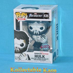 Avengers (Video Game 2020) - Hulk Tribal Pop! Vinyl Figure