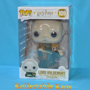 "Harry Potter - Voldemort with Nagini 25cm(10"") Pop! Vinyl Figure #109"